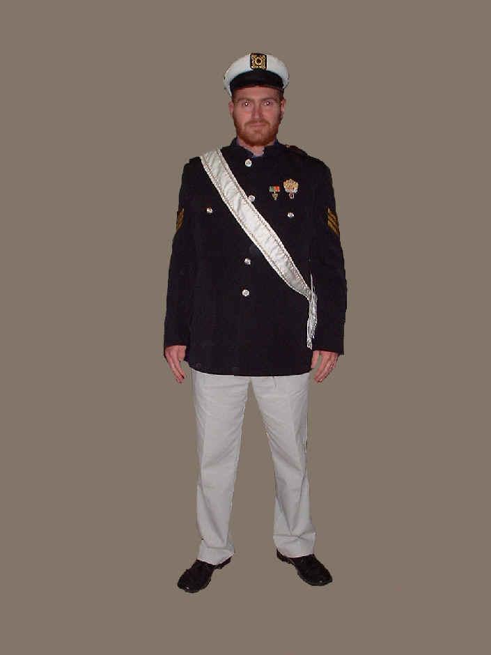 Sea Captain Uniform 76